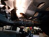 ATF draining.... (Pedal2Metal) Tags: auto 2003 vw tranny automatic flush gti 18t atf tiptronic