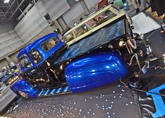 Japan (KID DEUCE) Tags: show classic car japan antique nagoya legends bomb lowrider customcar 2015