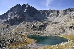 Estany del Port de Ratera (enekotas) Tags: mountain landscape paisaje montaña aigüestortes ratera