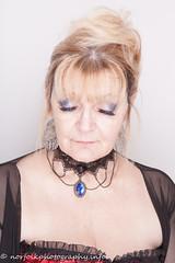 Lizzie Reynolds Hi Key (Howie1967) Tags: studio model key mature blonde hi milf basque stylish classy glamorous