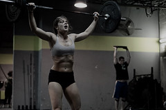 CF_Prime_Philly_StephK (J_Mag) Tags: philadelphia philly fitness gym barbell pullups crossfit crossfitgames crossfitgirls