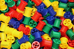 A Load of Bobbins !! (claylaner) Tags: bobbins coloursplosion
