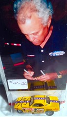 #21-26, NHRA, Don Prudhomme, Signing, #21-26,  Hot Wheels, (Picture Proof Autographs) Tags: pictures auto old history classic toy promo model automobile image antique unique images special collection vehicles photographs photograph collections hotwheels vehicle historical autos collectible collectors automobiles dealer