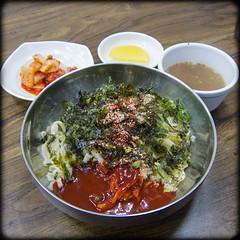 (seua_yai) Tags: restaurant asia korea korean southkorea asianfood koreanfood korea2015