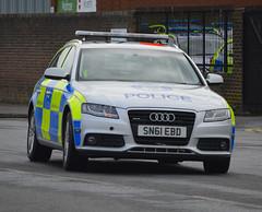 SN61EBD (Cobalt271) Tags: 30 tdi scotland traffic police vehicle semper a4 audi avant quattro viglio sn61ebd
