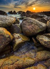 The Barrier (paulosilva3) Tags: sunset seascape portugal nova canon landscape eos boa lee filters 6d polariser proglass