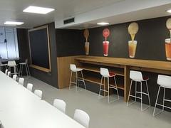 Comedor - Oficina Barcelona