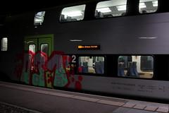 BLS Ltschbergbahn DOSTO - Doppelstockzug Mutz RABe 515 016 noch ohne Taufname vom Typ KISS der Firma Stadler Rail am Bahnhof Bern Bmpliz Nord bei Bern im Kanton Bern der Schweiz (chrchr_75) Tags: chriguhurnibluemailch christoph hurni schweiz suisse switzerland svizzera suissa swiss chrchr chrchr75 chrigu chriguhurni mrz 2015 bahn eisenbahn schweizer bahnen train treno zug albumzzz201503mrz albumbahnenderschweiz albumbahnenderschweiz201516 albumblsltschbergbahn bls ltschbergbahn stadler rail dosto doppelstockzug doppelstcker rabe 515 mutz juna zoug trainen tog tren  lokomotive  locomotora lok lokomotiv locomotief locomotiva locomotive railway rautatie chemin de fer ferrovia  spoorweg  centralstation ferroviaria