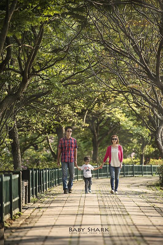 親子寫真,台中都會公園,婚攝