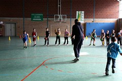 20150218 - visite de Jordan Aboudou au BCBD 013 (carolinebayet) Tags: basketball parrain bcm bcbd jordanaboudou