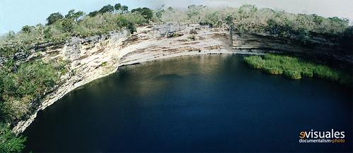 Cenote El Zacatón