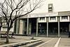 Toyota Auditorium, Nagoya University (true_light_992) Tags: nagoya blueled nagoyadaigaku toyotaauditorium