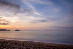 Plage de laga Espagne (flo40140) Tags: sea mer canon spain eau sable 1750 tamron espagne plage ocan 60d pauselongue haidand1000