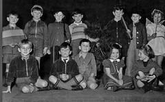Halwin, Helston (theirhistory) Tags: children boys girls kids primary junior photo england uk jumper jacket dress skirt shorts socks shoes wellies tie tree rubberboots axe zipper class form school pupils students education