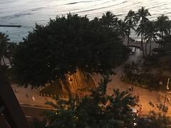 Death from above (Nurse Kitty Qat) Tags: beach oahu waikikibeach
