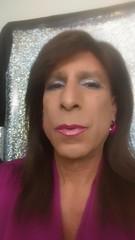 Fun  (bevhills2) Tags: pink kiss pretty tgirl tranny lipstick tg feminization