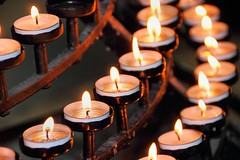 Prayers (Mrs Airwolfhound) Tags: york france canon germany nice candles flames thoughts minster prayers 550d