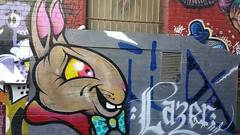 Caper... (colourourcity) Tags: caper erg capererg easyridersgang streetartaustralia streetart graffiti melbourne burncity awesome colourourcity nofilters