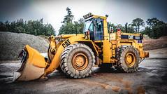 988 Caterpillar  Loader (paulledger81) Tags: loader 988b caterpillar waratah earthmover tasmania quarry
