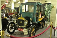 Don Laughlin's Classic Car Collection (USautos98) Tags: ford truck 1914 runabout modelt