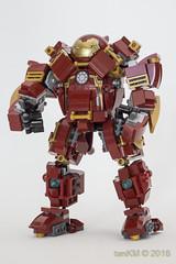 tkm-Hulkbuster-1 (tankm) Tags: lego moc marvel hulkbuster iron man