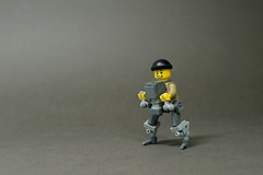 - a s h - (SenSeiSei) Tags: lego legos exosuit mech mecha robot hardsuit minifigscale military background