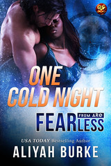One Cold Night (CoverReveals) Tags: military romance multicultural interracial atf romanticsuspense