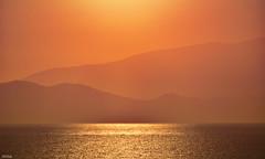 ... the sounds of silence ... (wolli s) Tags: flickr kusadasi trkei golden sundown sun set sonnenuntergang see sea thesoundsofsilence