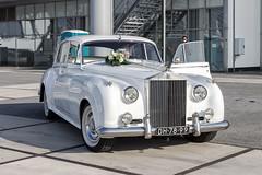 Rolls Royce Silver Cloud I (R. Engelsman) Tags: rollsroyce silvercloud 1956 car vehicle automotive auto classiccar oldtimer klassieker rotterdam rotjeknor 010 nederland netherlands nl