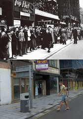 Dale Street, 1957 and 2016 (Keithjones84) Tags: liverpool oldliverpool thenandnow rephotography merseyside architecture history