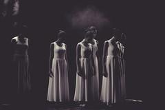 dance recital (EnzoCastaldi) Tags: sony a6000 sigma 60mm dance recital ballet balletto saggio di danza bianco nero black white