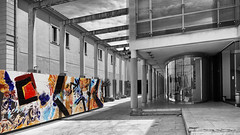 Art in Rovinj / Istrië (jo.misere) Tags: kunst art rovinj istrië selectief selective colors kleur