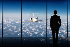 Business Man Silhouette with airplan flying (Krunja) Tags: aeroplane air aircraft airliner airplane aviation background blue business businessman cargo clear cloud commercial day elevate engine flight fly glass graphic high holiday jet journey light looking luxury modern passenger plane power rapid room sky skyscraper speed standing sun technology transport transportation travel trip turbine turbulence vacation window