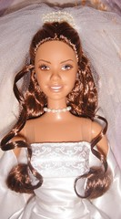 2004 David's Bridal Eternal Barbie (Hispanic) (6) (Paul BarbieTemptation) Tags: 2004 silver label davids bridal eternal barbie hispanic