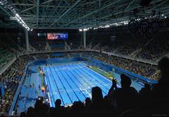 Water Polo Game / Olympics Games Rio 2016 (jonathan_cdias) Tags: rio 2016 de janeiro brasil brazil olympic park olympics games olimpadas sports esportes arena pepole
