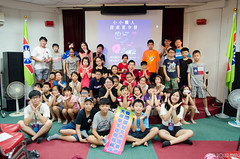 DSC_0339 (roger528852momo) Tags: 2016           little staff person explore summer camp hokuzine ever worker china youth corps ying qiao elementary school arduino robot food processing workshop taipei taiwan roger huang roger528852momo