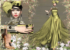 AZUL - Sofia (Rehana MiSS SLVietnam, Face of CHOP ZUEY 2015) Tags: secondlife fashion rehana reogskin newrelease azul chopzuey slink laboheme boon white~widow posesion venus