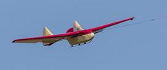 Fauvel AV36 (Glenn.B) Tags: fauvelav36 glider oldwarden sailplane shuttleworth