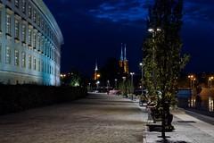 Bulwar i Ostrw (StOOdi) Tags: night em10markii olympus poland wrocaw wroclove wroclawbynight wrocawnoca architecture landscape