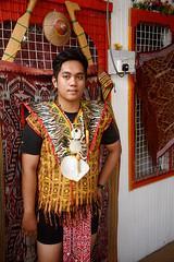 Iban_longhouse_boy (abtabt) Tags: malaysia sarawak sibu iban longhouse boy house d70028300 man