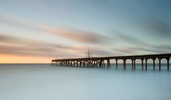 Claremont Pier (Phil Carpenter) Tags: lowestoft claremontpier longexposure longdaylightexposure leefilters leebigstopper
