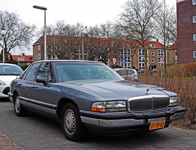 sedan buick parkavenue usspec dtth63
