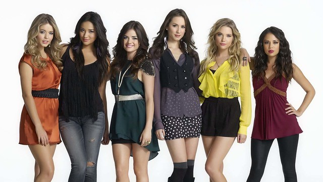 Pretty Little Liars Season 5 Wallpaper HD Images