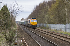 Stoned, GBRf 66762 (Rob .S.) Tags: yorkshire limestone gbrf methleyjunction