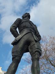 IMGP3131 (mattbuck4950) Tags: england london europe unitedkingdom statues parliamentsquare february 2015 cityofwestminster jansmuts photosbymatt camerapentaxk50