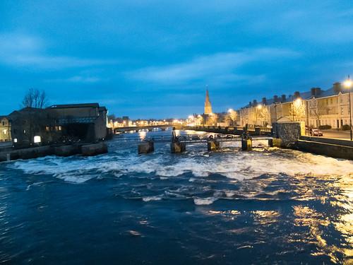 River Moy, Ballina. Co Mayo