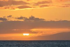 Clouds of Orange (judymtomlinson) Tags: sunset orange usa beach clouds island maui tropical hawaiianislands d3200 httpwwwjudymtomlinsonphotographyca