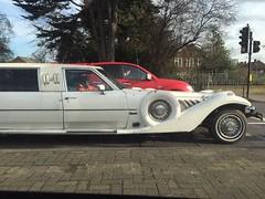 Sent by F&F (uk_senator) Tags: white limo stretch pimp limousine excalibur