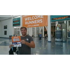 LA Marathon run tomorrow in record HEAT for kids in Africa, support me @ http://bit.ly/danwater #cleanWater #teamWorldVision