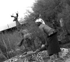 Happy Throwback Thursday! (DeGrazia Gallery in the Sun) Tags: arizona sun ted art architecture easter dance artist gallery desert tucson ceremony az dancer deer adobe degrazia catalinas yaqui ettore nationalhistoricdistrict